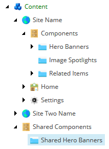 Datasource Location Multiple Folders