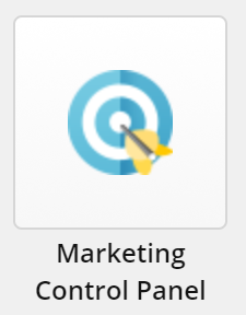 Marketing Control Panel